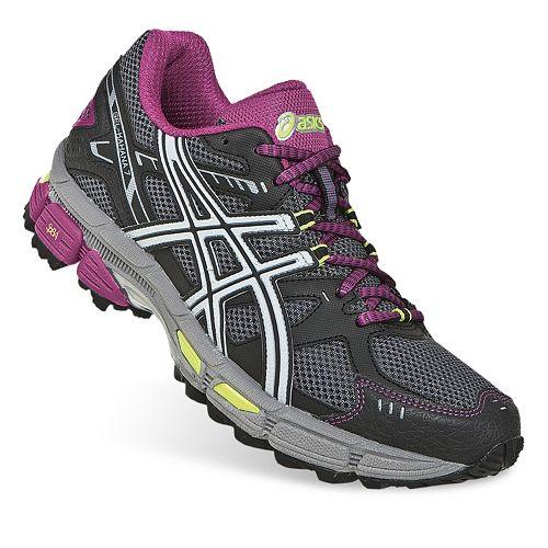 asics women's gel-kahana 4 trail running shoe review