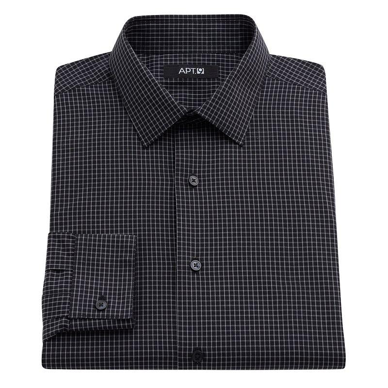 Men's Apt. 9® Slim-Fit Dress Shirt