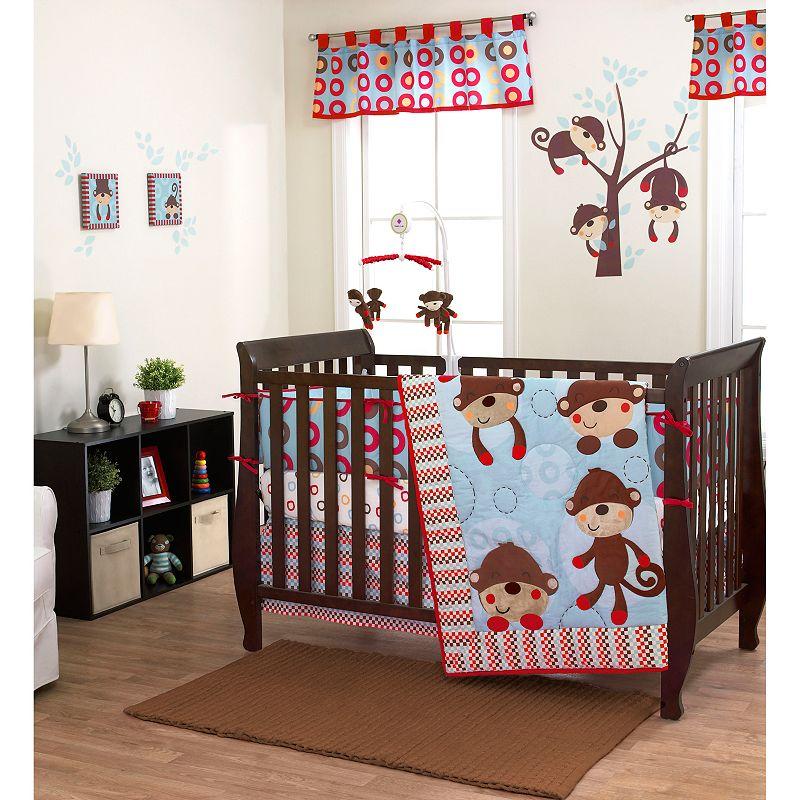 Belle Max 3-pc. Crib Set