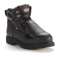 Iron Age Men's Steel-Toe Met Guard Work Boots