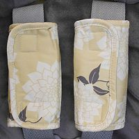 The Peanut Shell Reversible Strap Covers