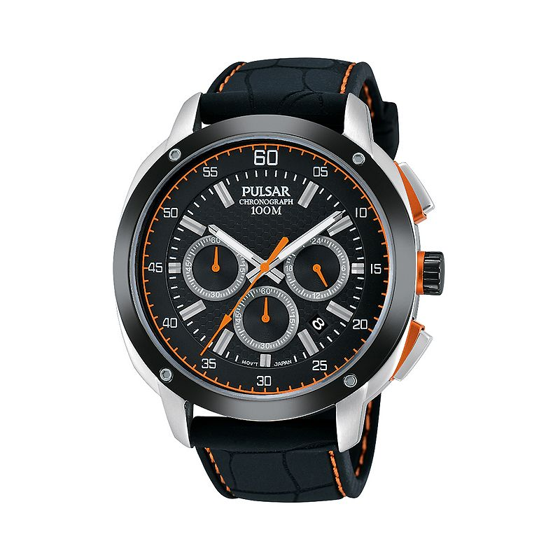 Pulsar Men's Chronograph Watch - PT3515
