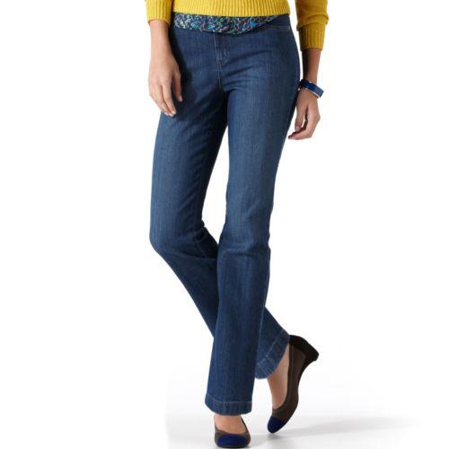 Gloria Vanderbilt Amanda Classic Tapered Jeans - Women's