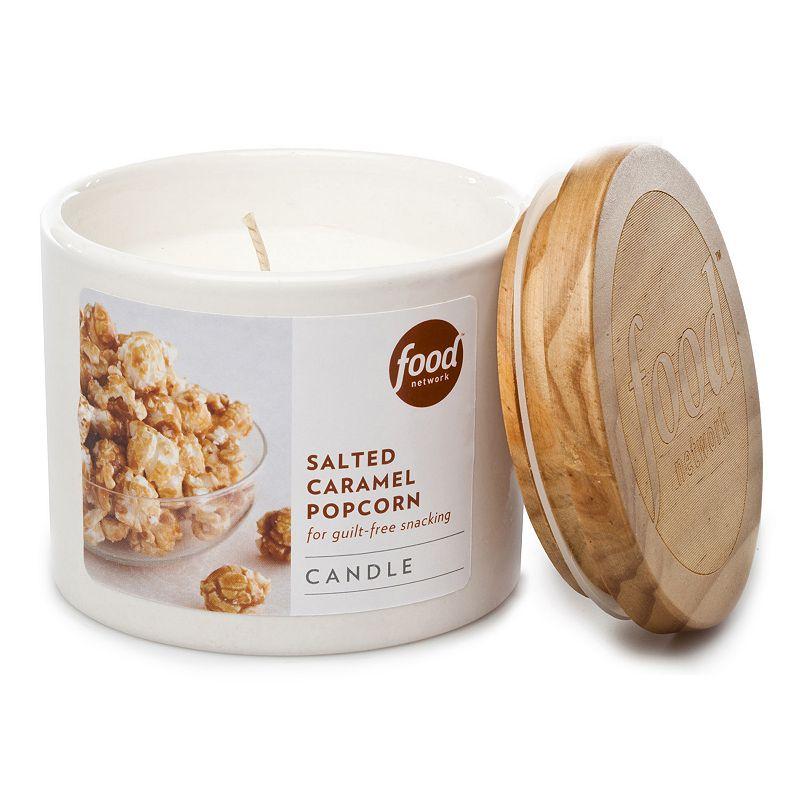 Food Network™ 7-oz. Salted Caramel Popcorn Jar Candle