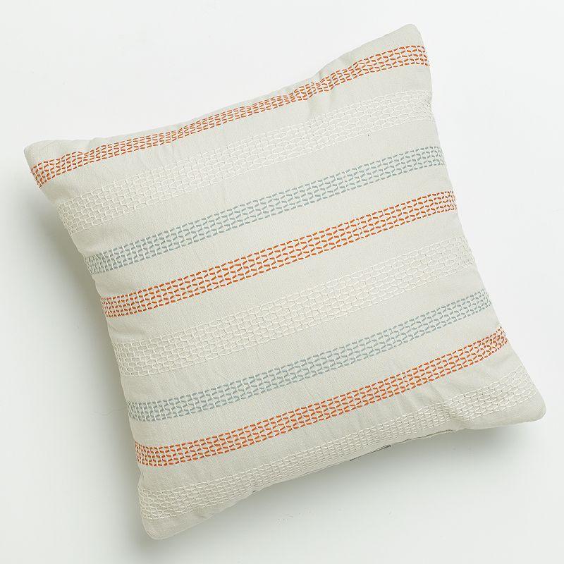 Apt. 9® Trellis Stripe Decorative Pillow