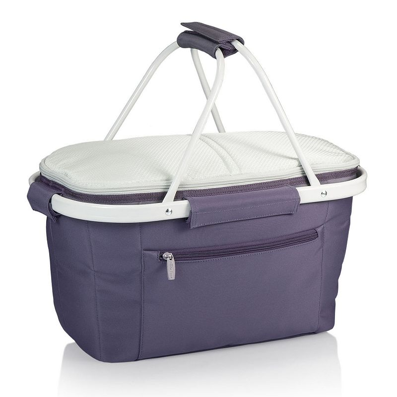 Picnic Time Aviano Insulated Market Basket