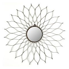 Safavieh Flower Wall Mirror by