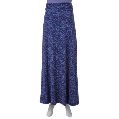 Juniors' Mudd® Convertible Maxi Dress