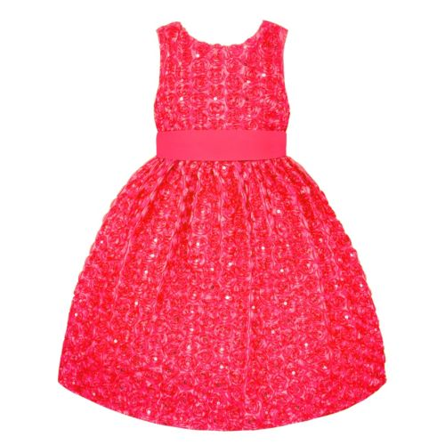 American Princess Rosette Dress - Baby