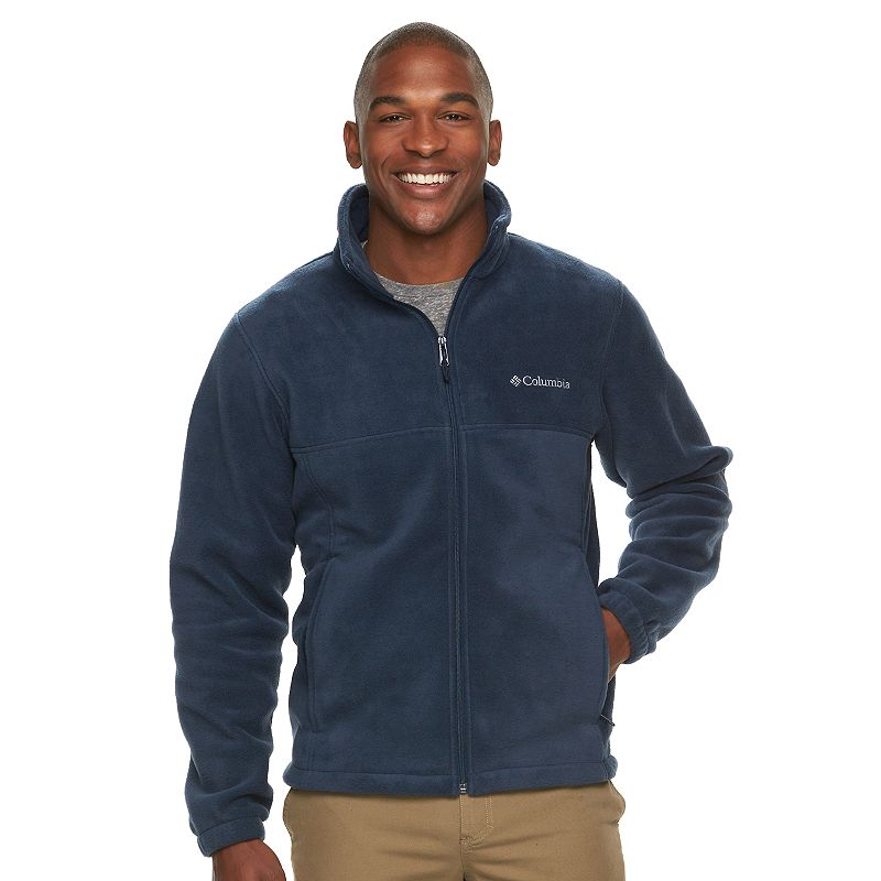 Men's Columbia Flattop Mountain Easy-Care Fleece Jacket