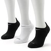 Nike 3-pk. Dri-FIT Cushioned No-Show Socks