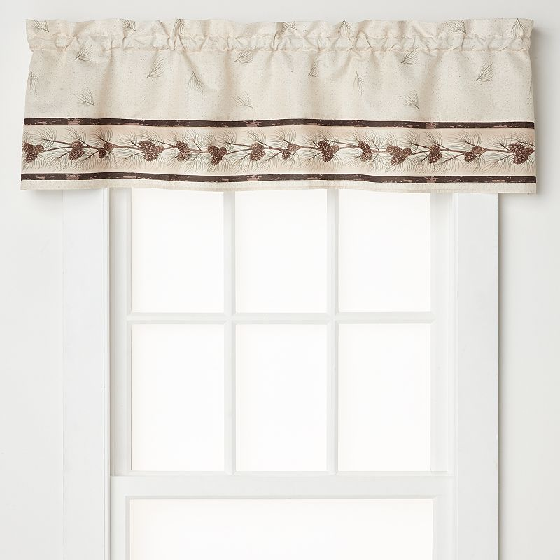 Saturday Knight, Ltd. Pinehaven Straight Valance - 57'' x 13''