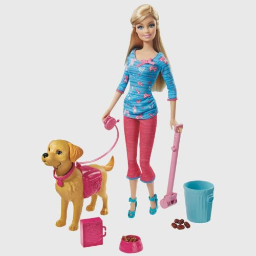 Barbie Potty Training Taffy Set by Mattel