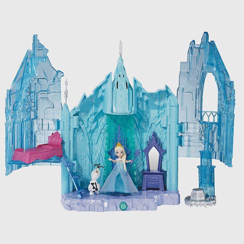Disney Frozen Magical Lights Palace by Mattel