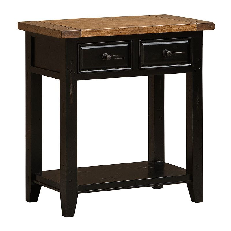 Hillsdale Furniture Tuscan Retreat Hall Console Table
