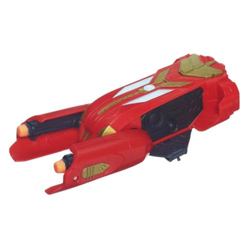 Marvel Avengers Assemble Iron Man Flip and Fire Gauntlet by Hasbro