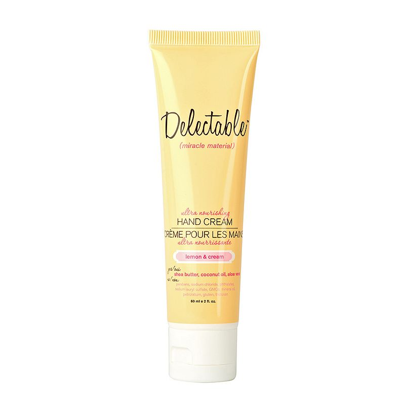 be Delectable from Cake Beauty Lemon and Cream Mini Hand Cream