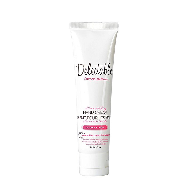 Be Delectable by Cake Beauty Coconut and Cream Mini Hand Cream
