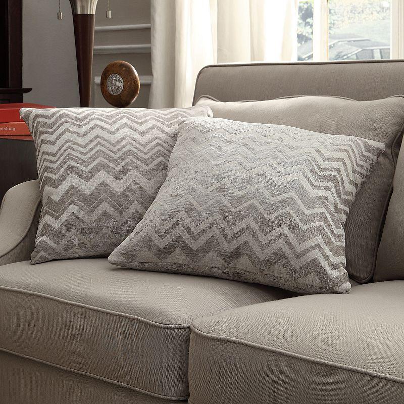 HomeVance 2-pc. Cecilia Decorative Pillow Set