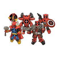Marvel Minimates Deadpool Assemble Box Set