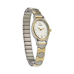 Timex Women's Two Tone Expansion Watch T263019J