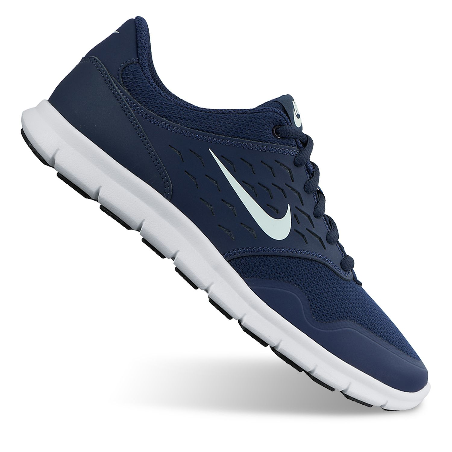 navy nike shoes