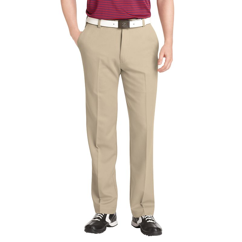 Men's IZOD XFG Microsanded Microfiber Performance Golf Pants