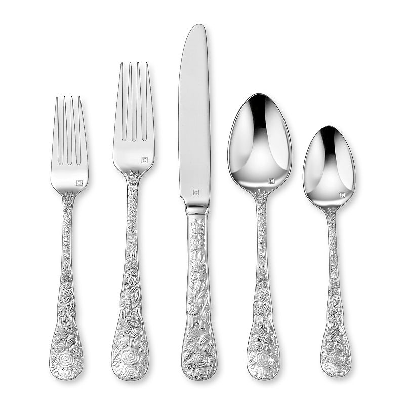 Cuisinart Floria 20-pc. Flatware Set