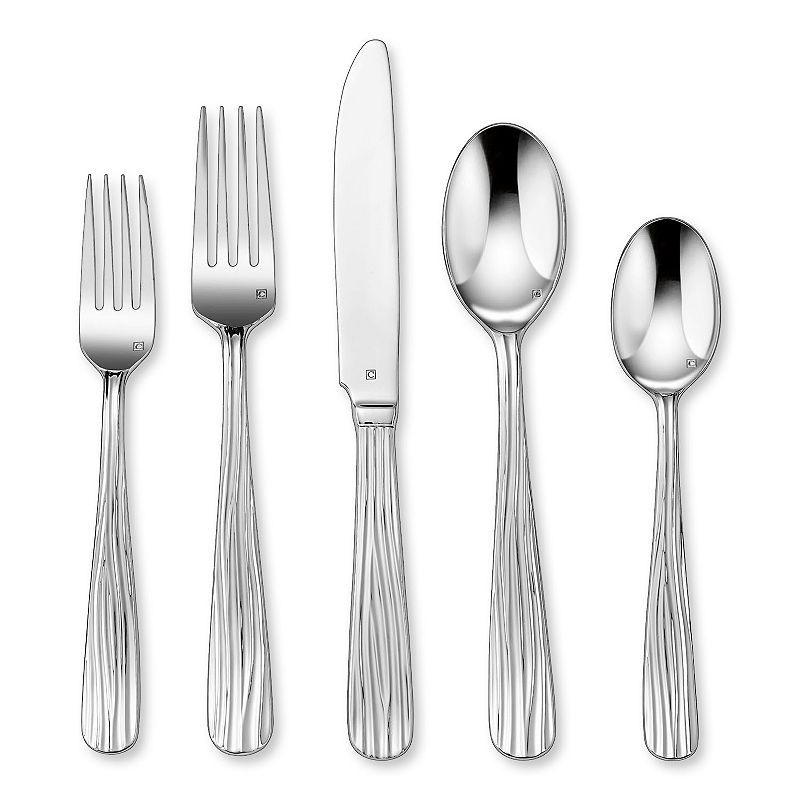 Cuisinart Stream Seine 20-pc. Flatware Set