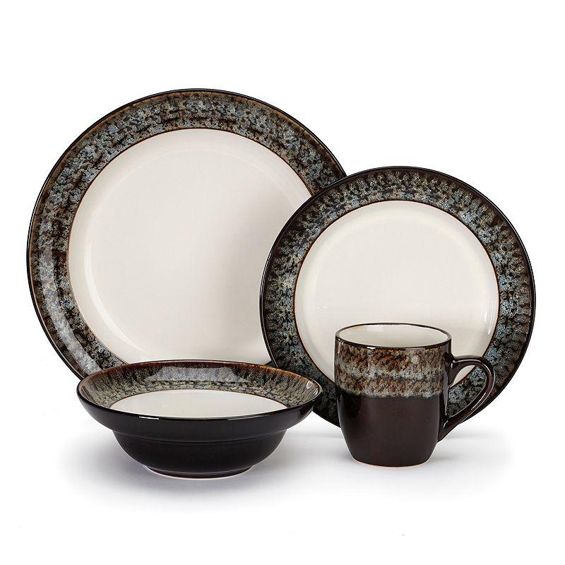 Cuisinart Colette 16-pc. Dinnerware Set