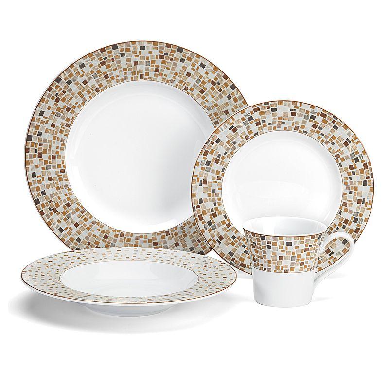Cuisinart Aleria 16-pc. Dinnerware Set