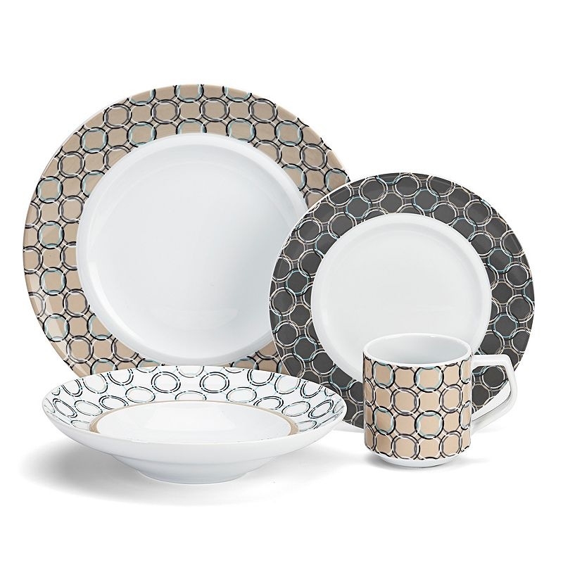 Cuisinart Chalais 16-pc. Dinnerware Set