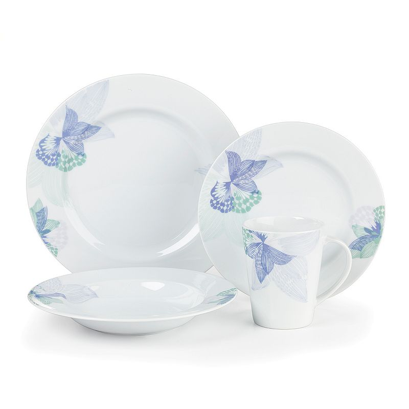 Cuisinart Pannes 16-pc. Dinnerware Set