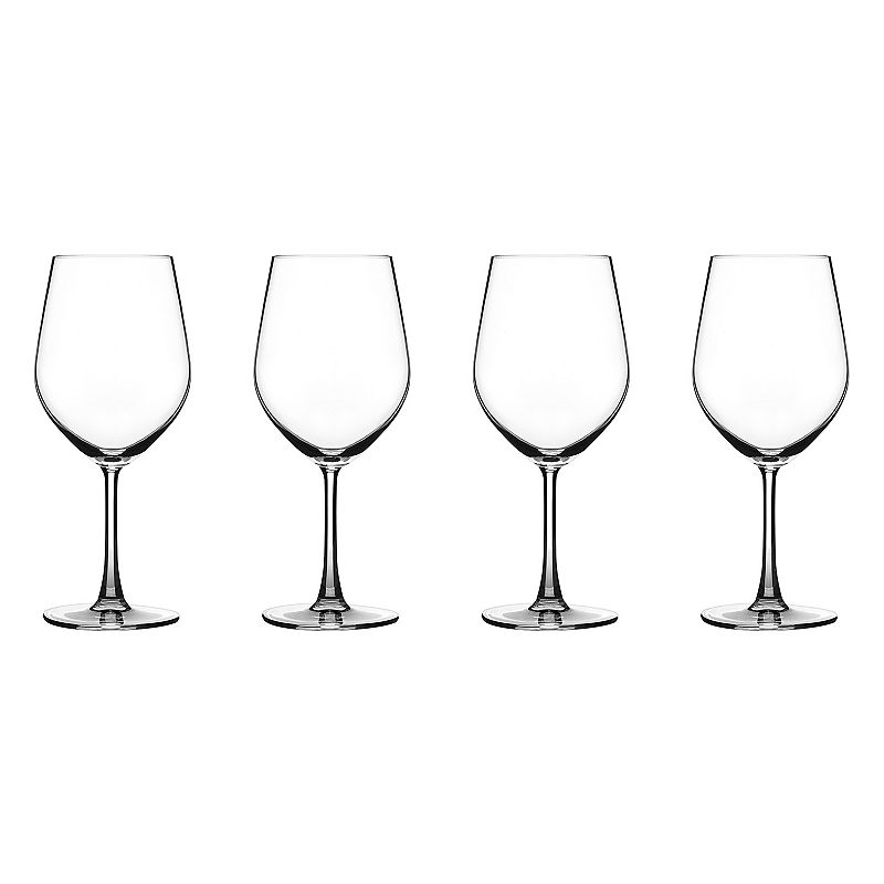 Cuisinart Classic Essentials 4-pc. All-Purpose Red Wine Glass Set