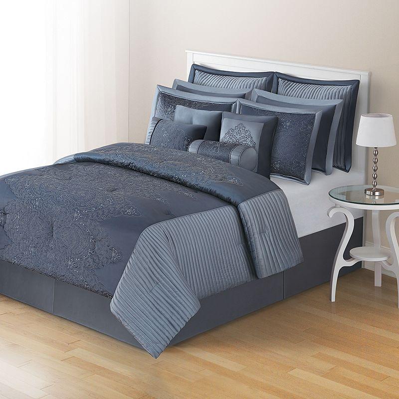 Home Classics® Desiree 12-pc. Comforter Set - Queen