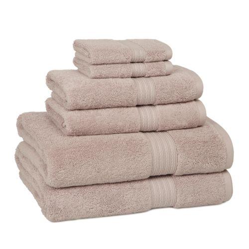 Kassatex Kassadesign Solid 6-pc. Bath Towel Set