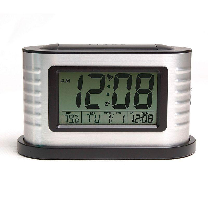 Crosley Deco Digital Alarm Clock