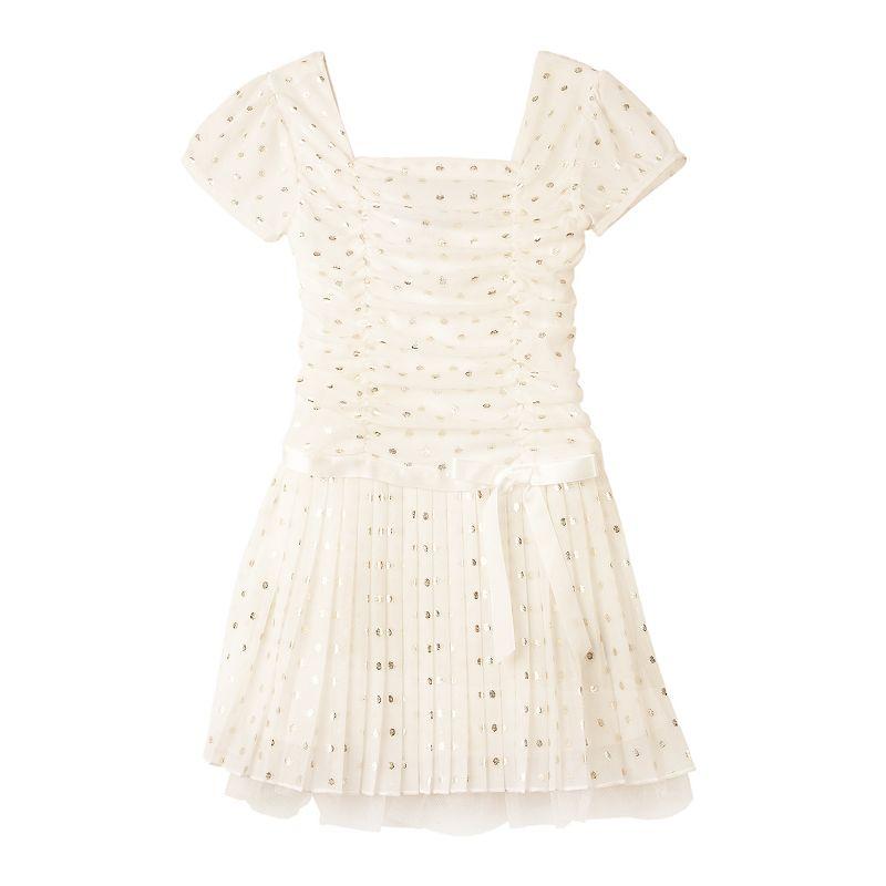 IZ Amy Byer Sequin Dress - Toddler