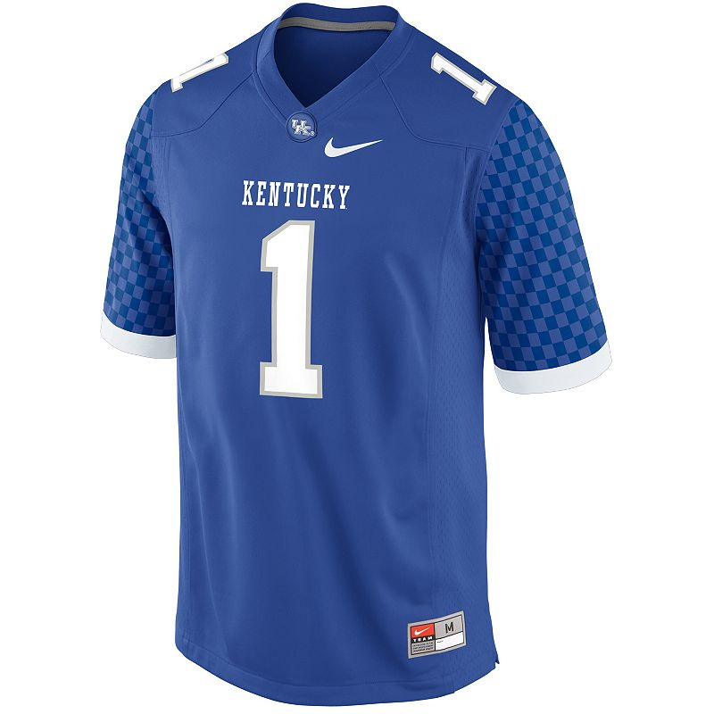 Boys 8-20 Nike Kentucky Wildcats Replica NCAA Football Jersey