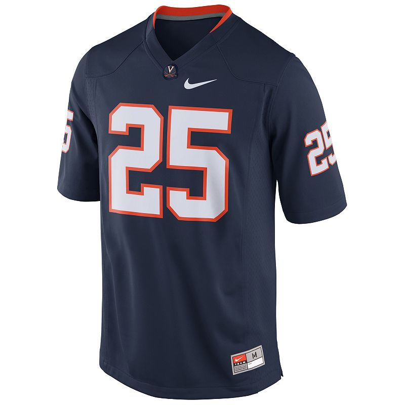 Boys 8-20 Nike Virginia Cavaliers Replica NCAA Football Jersey