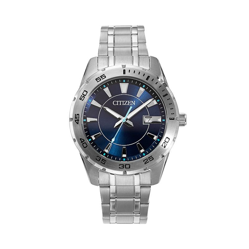 Citizen Men's Stainless Steel Watch - BI1040-50L