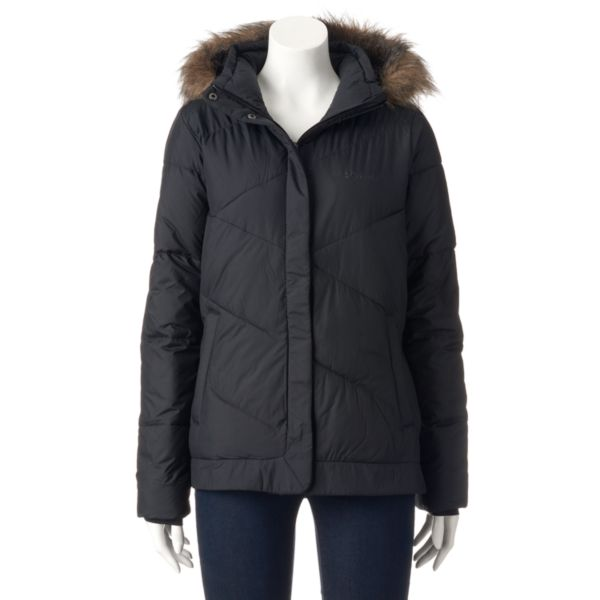 Women's Columbia Snow Eclipse Hooded Puffer Jacket