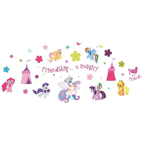 My Little Pony Wall Decals by WallPops