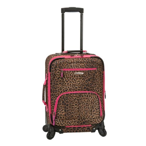 Rockland Luggage, 19-in. Expandable Spinner Carry-On