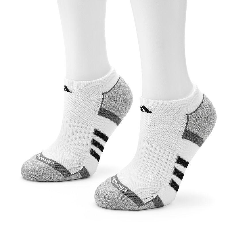 adidas 2-pk. ClimaLite II No-Show Socks