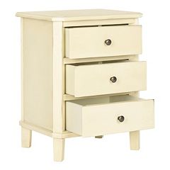 Safavieh Joe Cream End Table by
