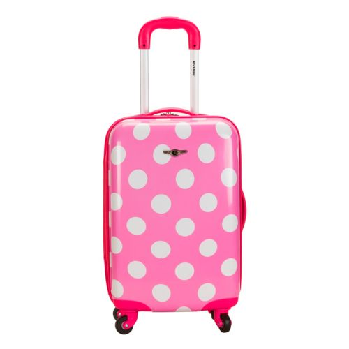 Rockland Luggage, 20-in. Hardside Spinner Carry-On