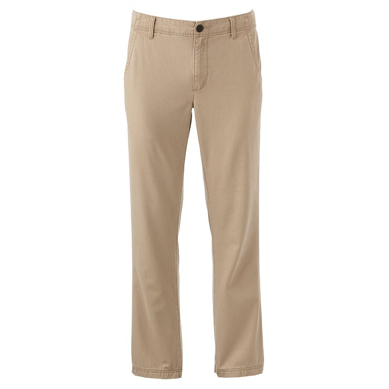 Men's Urban Pipeline® Relaxed Straight Twill Pants