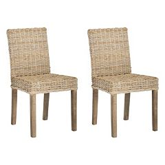 Safavieh 2-pc. Grove Side Chair Set by