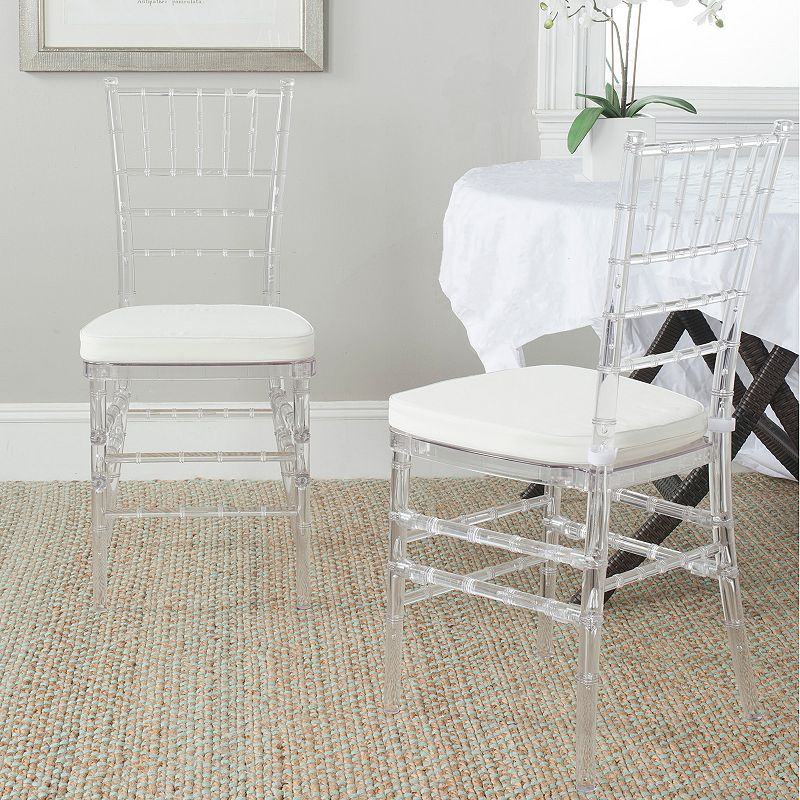 Safavieh 2 Pc Carly Side Chair Set